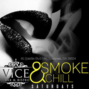 atlanta gwinnett LUXX saturdays hookah lounge bar